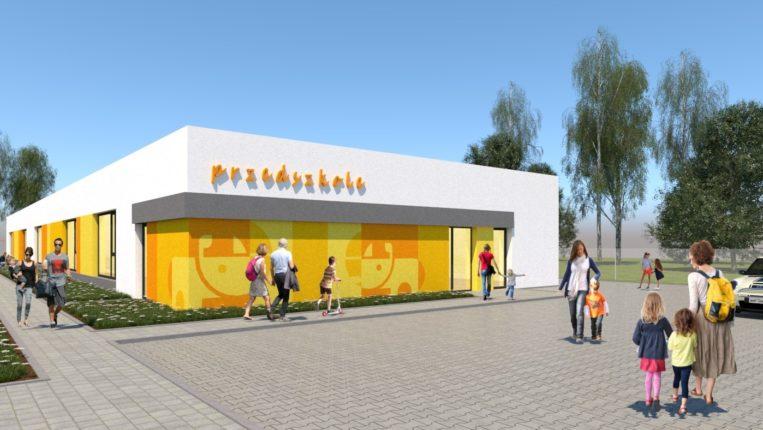 Nowoczesne i ekologiczne – Gminne Przedszkole w Lipcach Reymontowskich