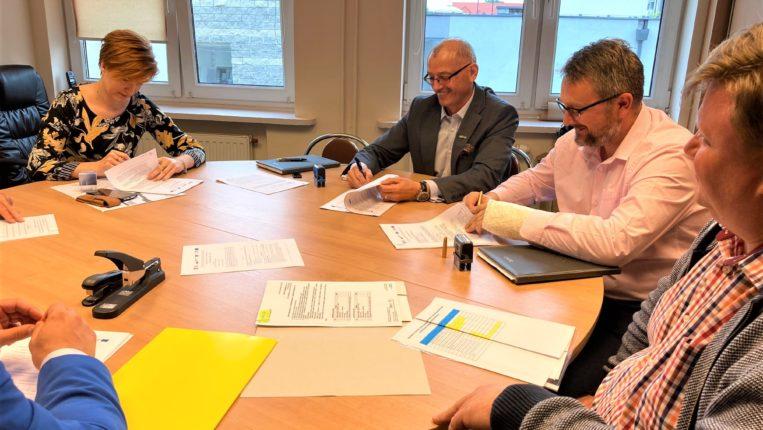 Umowa pomiędzy Gminą Skierniewice a Grupą Ekoenergia podpisana