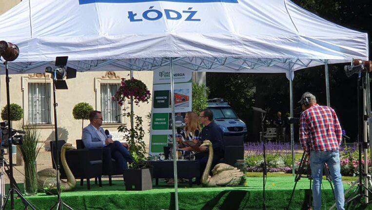 Prezes Andrzej Szewczyk w programie Budzi się ludzi