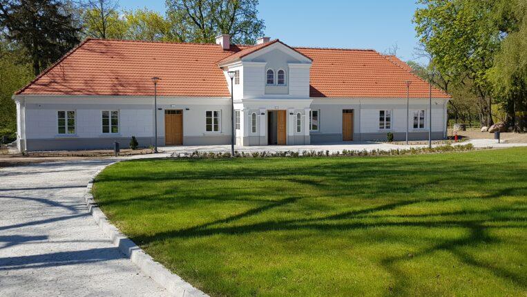 Uroczyste otwarcie Zespołu Dworsko-Parkowego w Leszczynku
