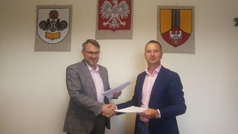 Umowa na wykorzystanie odnawialnych źródeł energii w Gminie Zduny podpisana