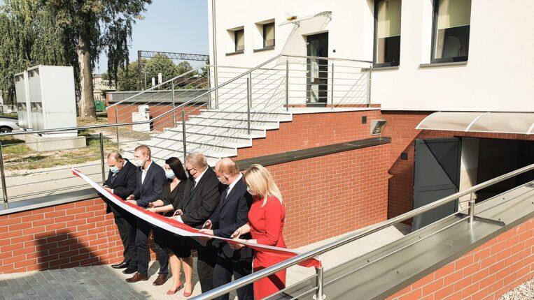 Oficjalne zakończenie inwestycji w Powiatowym Szpitalu w Aleksandrowie Kujawskim