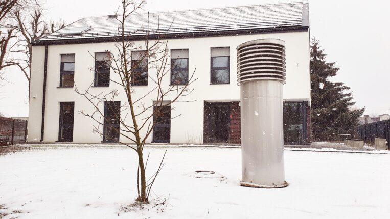 Budynek administracyjno-biurowy w Gminie Rogów oficjalnie otwarty