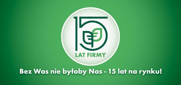 15-lecie Firmy Grupa Ekoenergia oraz 30-lecie Firmy Woj-Art.