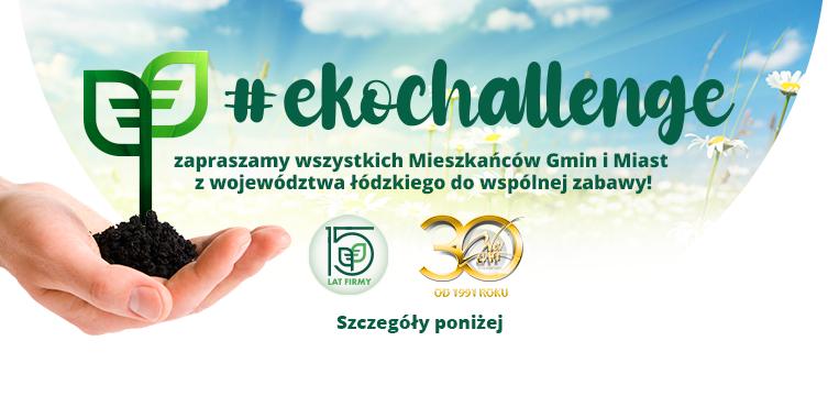 REGULAMIN KONKURSU #ekochallenge