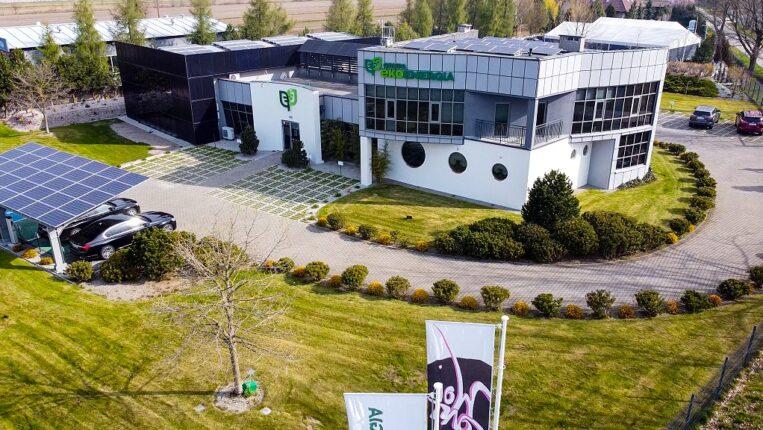 Oficjalne otwarcie nowej części siedziby głównej Grupy Ekoenergia